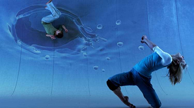   Motionhouse – Scattered at the Peacock Theatre