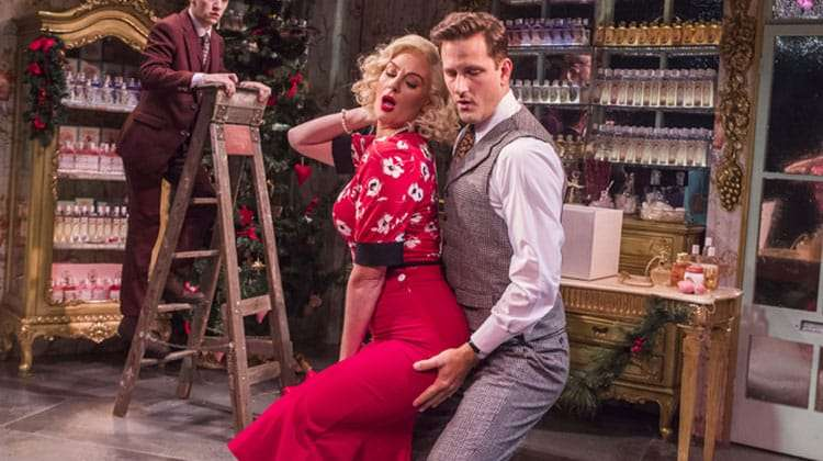 She Loves Me | Photo: Tristram Kenton | Reviews round-up: She Loves Me at the Menier Chocolate Factory