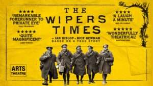 Ian Hislops and Nick Newman's The Wipers Times