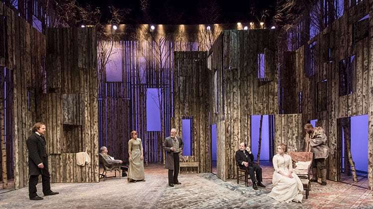 Wild Honey | Hampstead Theatre | First Look: Wild Honey at Hampstead Theatre