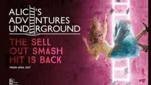 Alice's Adventures Underground, London Vaults