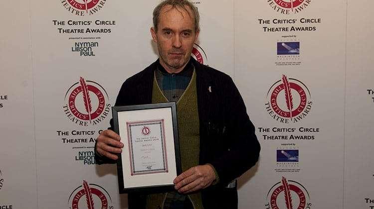 Stephen Dillane | Critics Choice Theatre Awards 2016 | In Pictures: Critics Circle Theatre Awards