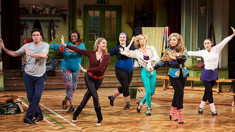 Stepping Out | Photo: Nobby Clark | First Look: Stepping Out starring Amanda Holden