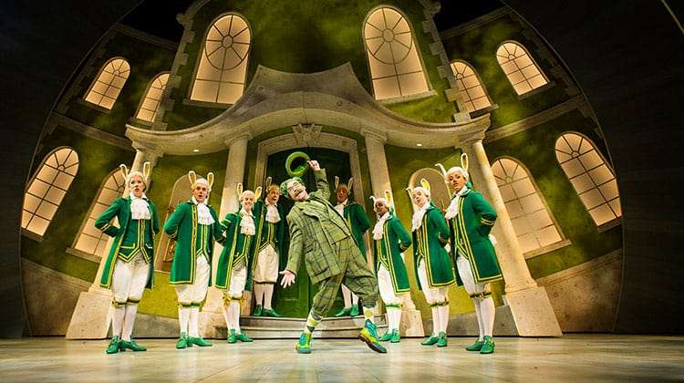 | Rufus Hound & Neil McDermott to star in West End run of Wind In The Willows