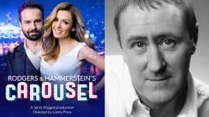 Nicholas Lyndhurst cast in Rodgers & Hammerstein's Carousel