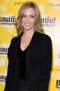 Rachel Riley at Gala Performance of Beautiful - The Carole King Musical, Aldwych Theatre, London, 2017