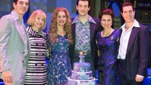2nd birthday Gala Performance of Beautiful - The Carole King Musical, Aldwych Theatre, London, 2017