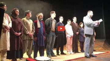Cast of The Kite Runner objecting to Donald Trump travel ban