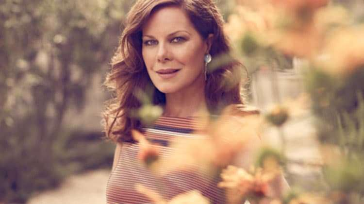 Marcia Gay Harden publicity image for Sweet Bird of Youth, Chichester Festival Theatre, 2017