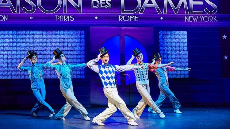 42nd Street - Stuart Neal & company - cBrinkhoff & Moegenburg | Reviews round-up: 42nd Street at Theatre Royal Drury Lane