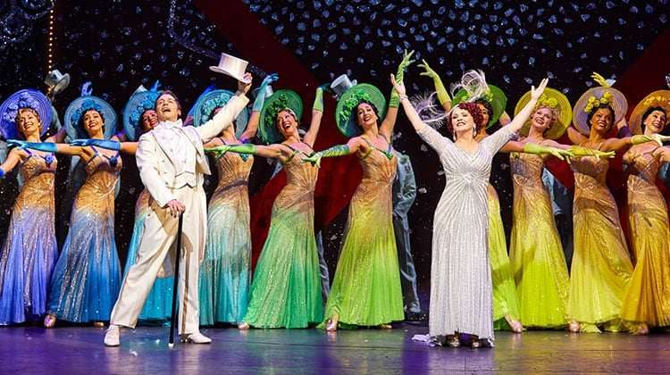 42nd Street - Stuart Neal, Sheena Easton & Company - cBrinkhoff & Moegenburg | Reviews round-up: 42nd Street at Theatre Royal Drury Lane