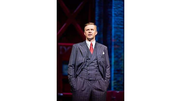 42nd Street - Tom Lister - cBrinkhoff & Moegenburg | First Look: 42nd Street taps its way into the West End