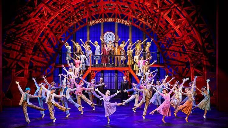 42nd Street - Clare Halse & company  - cBrinkhoff & Moegenburg | Reviews round-up: 42nd Street at Theatre Royal Drury Lane