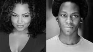 Marisha Wallace & Tyrone Huntley
