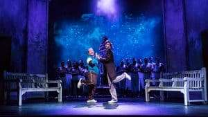 Don Juan in Soho, Wyndham's Theatre, London