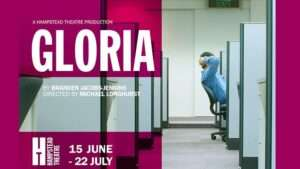 Gloria - a new play by Branden Jacobs-Jenkins at Hampstead Theatre