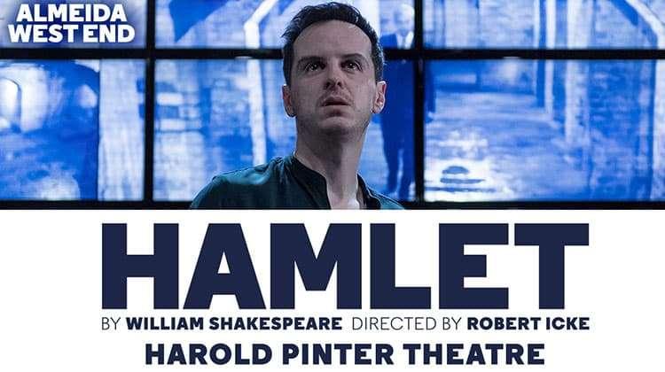 Hamlet Andrew Scott West End