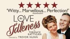 Love in Idleness at the Apollo Theatre starring Eve Best