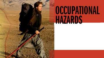 Occupational Hazards a new play at the Hampstead Theatre