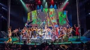 Alfie Boe & Company in Carousel at the London Coliseum