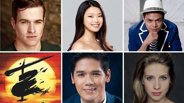 Casting announced for Miss Saigon UK Tour