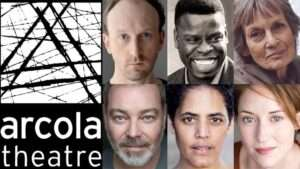 Richard II cast at Arcola Theatre 2017