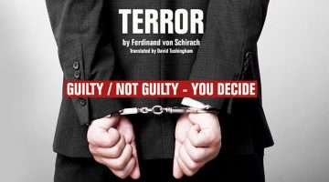 Lyric Hammersmith present UK premiere of Terror