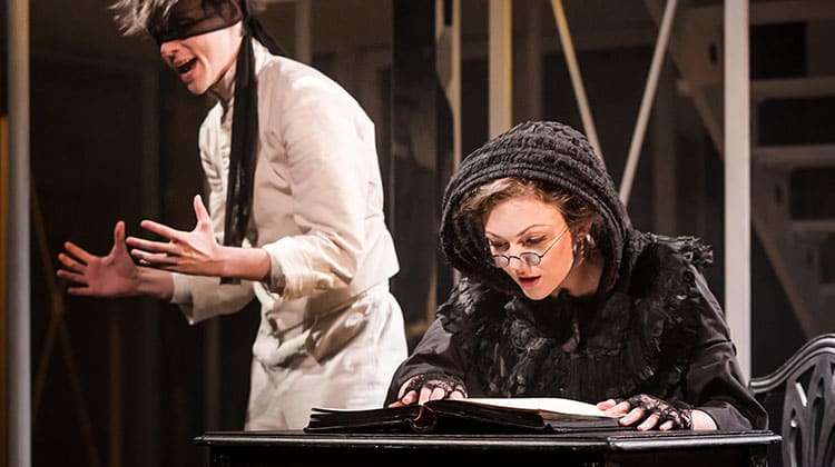 The Braille Legacy at Charing Cross Theatre, London
