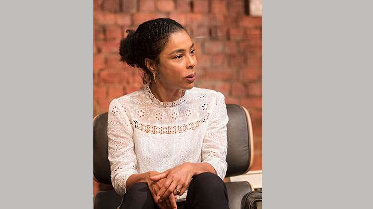 Sophie Okonedo in The Goat, Or Who Is Sylvia (c) Johan Persson