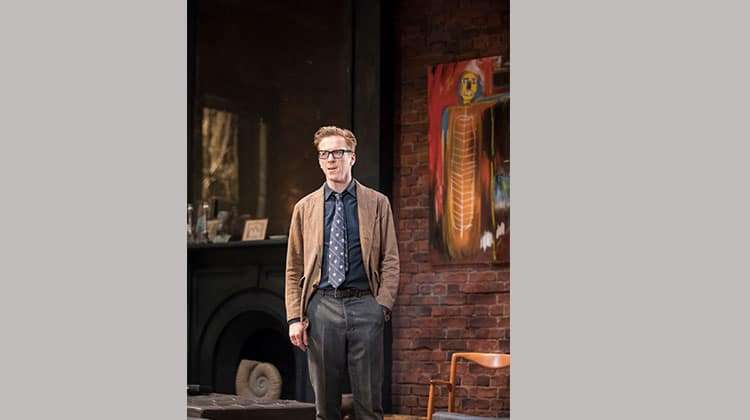 Damian Lewis in Edward Albee's The Goat, Or Who Is Sylvia (c) Johan Persson