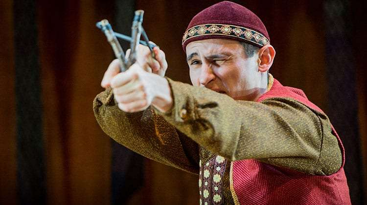 The Kite Runner, Playhouse Theatre London