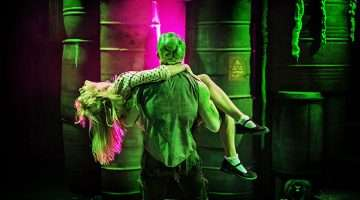 The Toxic Avenger at the Arts Theatre, London