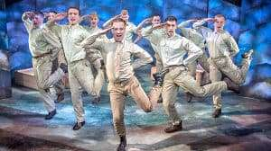 YANK! Original Manchester cast. Photo: Anthony Robling