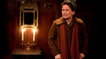 Lucy Speed as Elizabetta | All Our Children by Stephen Unwin