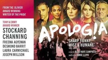 Apologia - Trafalgar Studios
