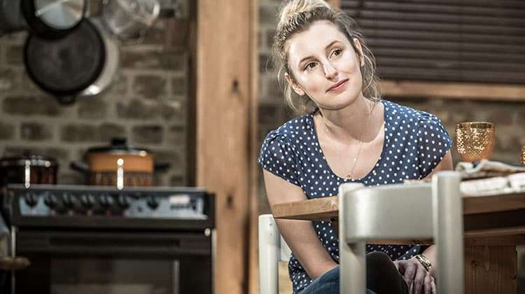 Laura Carmichael in Apologia, Trafalgar Studios, London
