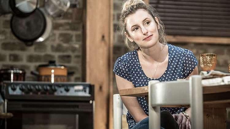 Laura Carmichael in Apologia, Trafalgar Studios, London