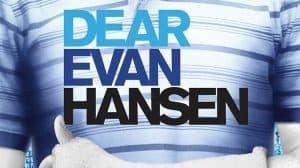 Broadway hit play Dear Evan Hansen in London