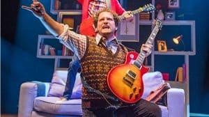 Gary Trainor as Dewey Finn in School of Rock