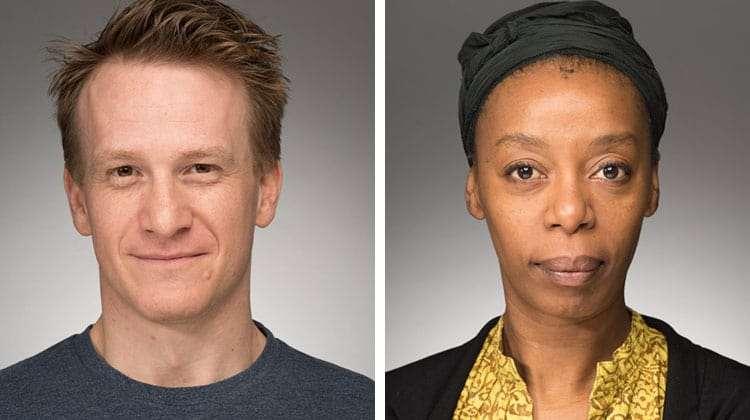 Jamie Parker & Noma Dumezweni