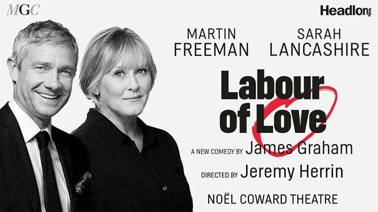 Labour of Love with Martin Freeman & Sarah Lancashire