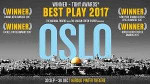 Oslo - Harold Pinter Theatre