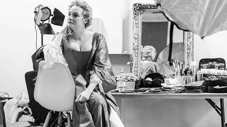 Romola Garai. Photo by Marco Giovannini. | In pictures: Romola Garai &Emma Cunnife in Queen Anne