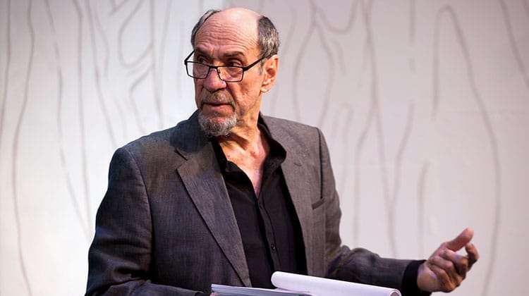 Homeland star F. Murray Abraham in The Mentor