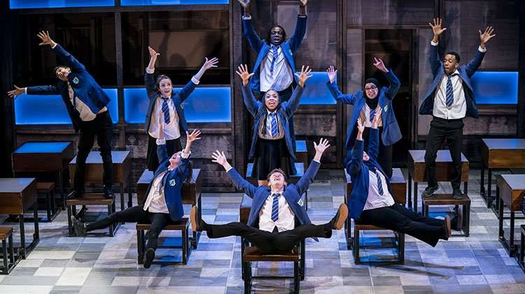| Everybody's Talking About Jamie at the Apollo Theatre