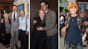 David Walliams, Patricia Hodge, Tom Ellis & Mary Portas attend opening night of Annie.