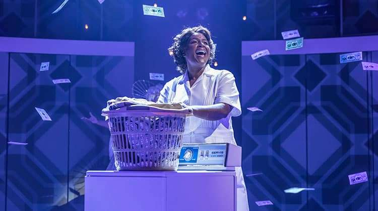 Sharon D. Clarke in Caroline Or Change