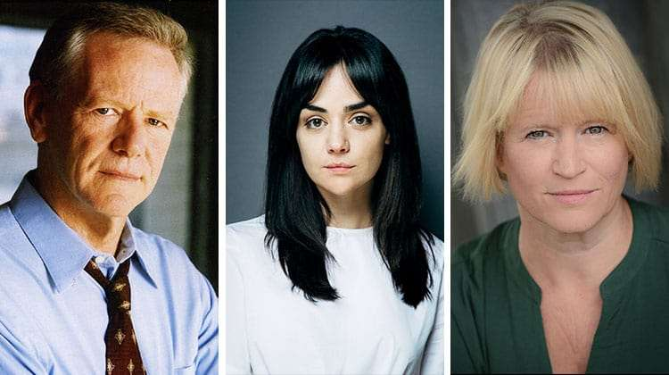 Michael J Shannon, Hayley Squires, Lisa Palfrey in Cat On A Hot Tin Roof