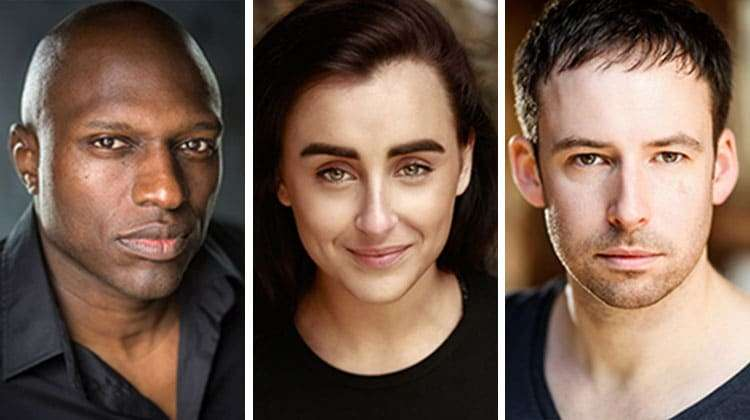 Phillip Browne, Maimuna Memon, Tim Newman cast in Jesus Christ Superstar