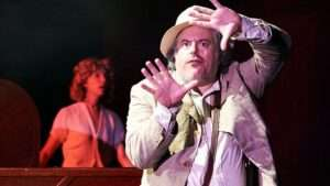 King Kong - A monstrous comedy at London Vaults. Photo: Geraint Lewis